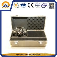 Золотой алюминий Спорт игры кейс для хранения (HS-7001)