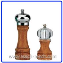 Перец и соль мельницы, ручная мельница для перца (R-6041)