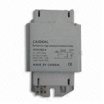 Lastre magnético con frecuencia de 50 / 60Hz, conveniente para la lámpara 100w del sodio