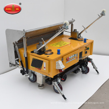 Construction automatic wall cement spray plaster machine