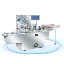 Máquina de embalagem de película transparente de alta velocidade