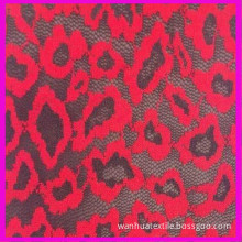 African Lace Fabric for Wedding Dress (6223)