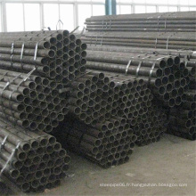 325 x 60 Tubes en acier sans soudure noir de diamètre extérieur, tuyau noir de Chengsheng