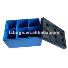 Plastikbatteriebox / Zelle Kastenform