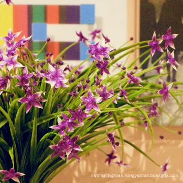 gift decoration colorful artificial floral stems for flower arrangement