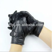 wholesale Best-Selling Black Patent Leather Gloves