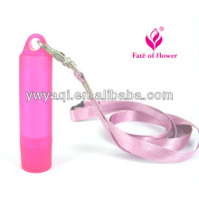 Fashion Promotion Fruit Flavored Lip Balm Lanyard Yiwu Manufacture