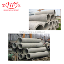 Hanging Roller Machine for Reinforced Concrete Pipe , HF-2000 Concrete Pipe Making Machine , RCC pipe machine