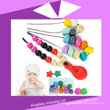 DIY Fashion Jewelry Bead Necklace for Kids Nsb-004