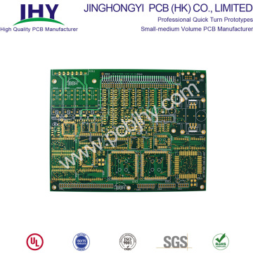 Carte PCB Gold à immersion de 8 couches