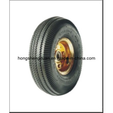 Wheel Barrow Wheel (350-4) Factory Price