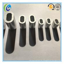 Manga de aluminio de la cuerda de alambre DIN3093
