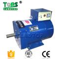 ST Series single Phase ac alternator 7.5kw dynamo