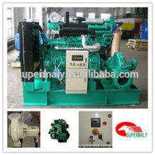 diesel water pump powered generator in China low prices