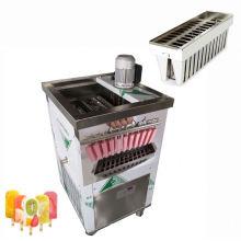 Semi-Auto Ice Cream Making Machine Ice Cream Maker Machine For Popsicles Ice Cream Making Machine