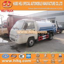 FOTON 4X2 2000L gute Qualität Fabrikverkauf Wassertank LKW Licht LKW