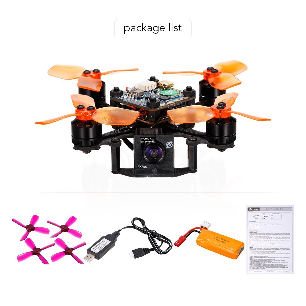 Micro Brushless Hexacopter