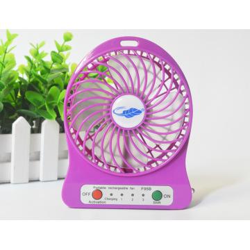 Hot Summer 5V Micro portátil USB Mini ventilador de mão da bateria do ventilador de arrefecimento do ar recarregável