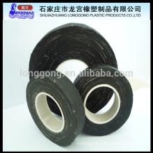black fabric cloth insulating tape