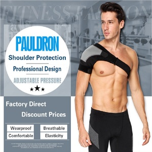 Idrottare Sport Safety Shoulder Support Brace