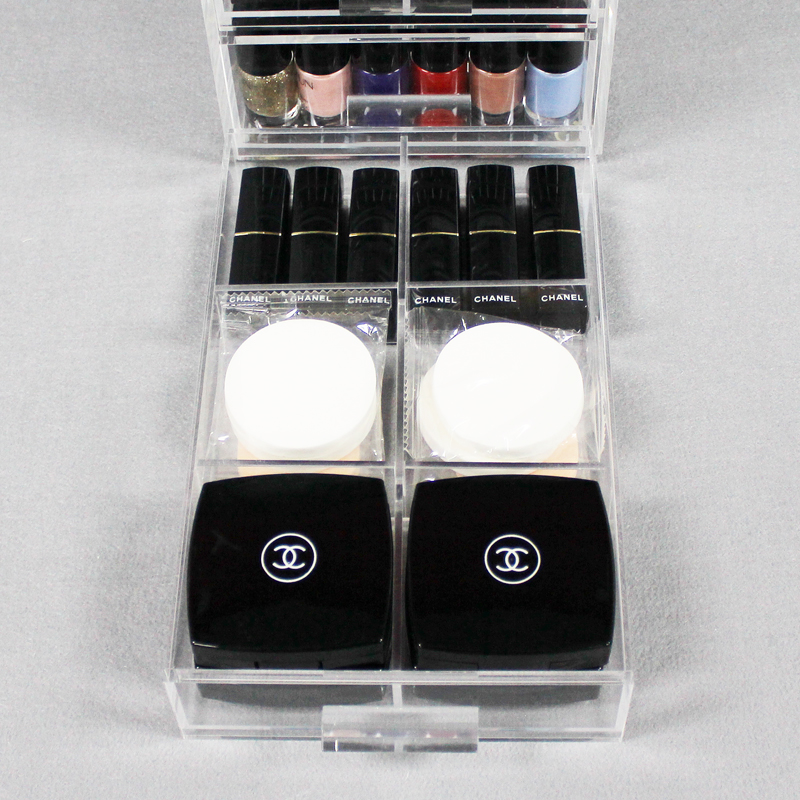 Counter Makeup Organizer