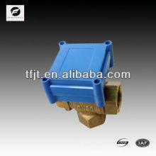 CWX-1.0 3 voies 1 pouce laiton robinet à tournant sphérique 2NM