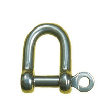 Screw Pin D Shackles