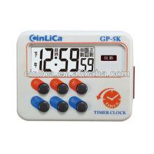 LCD-Anzeige wöchentlicher Digital-Timer GP-5