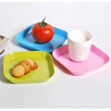 (BC-TM1001) High Quality Reusable Melamine Tray