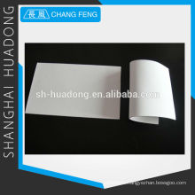 100% pure PTFE moulded sheet,worked as storage tank, valve, container liner, anti-corrosion pipe lining