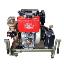 CWY series manual electric emergency diesel fire pump