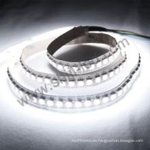 2700K ~ 6500K blanco cálido / blanco natural / blanco frío smd 5050 tira llevada digital APA102C luz de la cinta flexible de la viruta