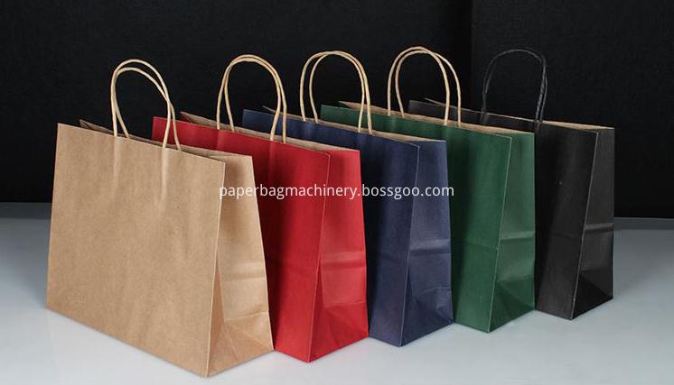 Colorful Paper Bag Kraft10