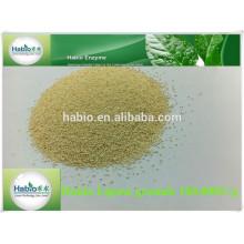 Vends lipase enzymatique (additif alimentaire)