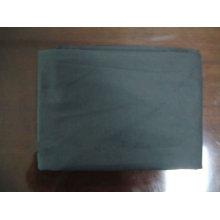 Tissu de poche noir T / C