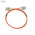sc sx mm fiber optic patch cord