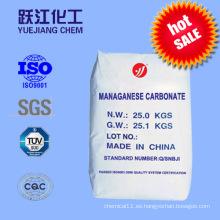 Cristal de Alimentos Polvo Blanco Magnesio Carbonato