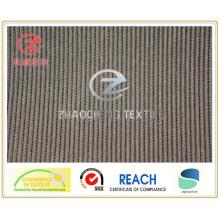 16W fil noir N / P canapé tissu velours côtelé (ZCCF029)
