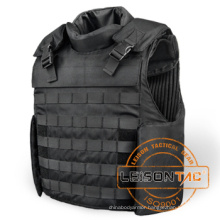 Bulletproof Vest with Waterproof and Flame Retardant