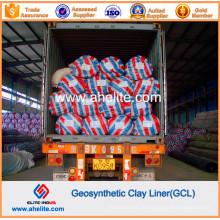 Bentonite Waterstop Cloth Géosynthétique Clay Liner