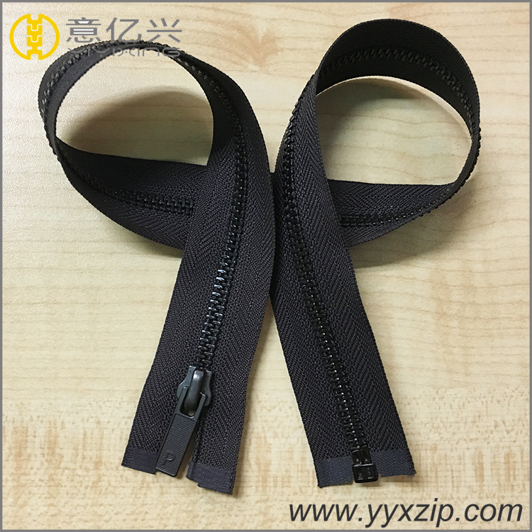 No.4 Close-end Metal Zipper