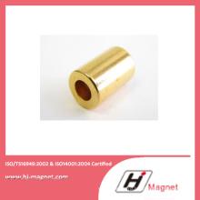 Профессиональные пользовательские формы Неодимовый Постоянный магнит с отверстием