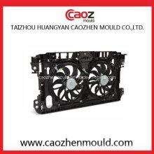 Molde de la cubierta del ventilador de la inyección del plástico auto en China