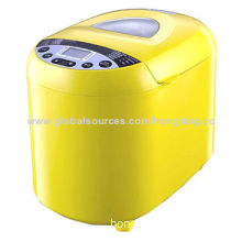 Bread Maker with 19 Programs and 60 Minutes Keep Warmer, Baking, Yogurt, Rice Wine, Rice Cakes
