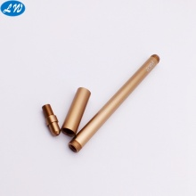 Turning machining aluminum oem machining aluminum pen parts