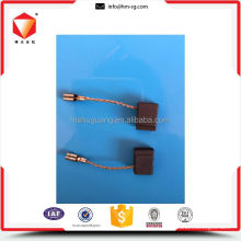 Quality first china manufacturer carbon brush for electric rotary hammer