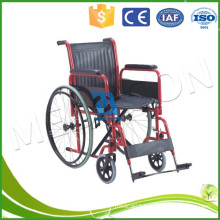 Manual Mobile Foldable Wheelchair For Disabled Ambulance