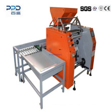 China Supplier Automatic HDPE Film Rewinding Machine
