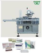 Wanshen HDZ 100K automatic cartoning machine for injections/drugs