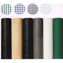 Rede de malha de fibra de vidro de cor amarela 6X6mm (SL 56)
